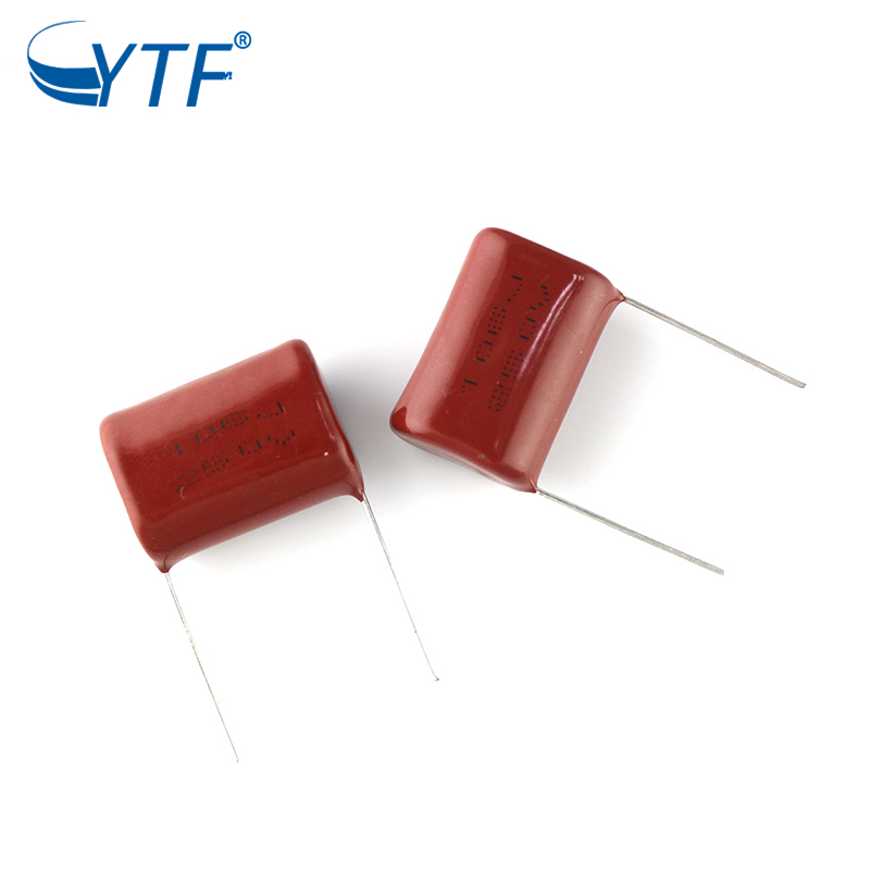 OEM passive components polypropylene non polar capacitor