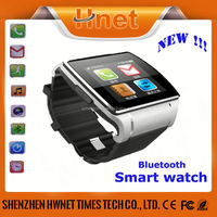 2015 High sales multi-function latest wrist smart watch bluetooth TPU phone watch for galaxy note 3 gear