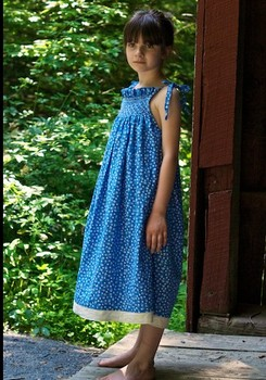 2014 Wholesale Children's Boutique Clothing Baby Smocked Maxi Dress Baby Frock Designs Dresses For Girls Of 7 Years Old