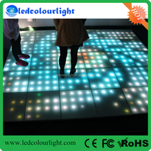 New design DC 12V DMX led disco dance floor light