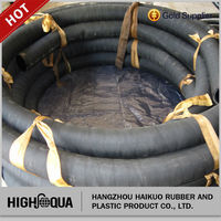 Certificated Super Quality Dry Cement Rubber Hose