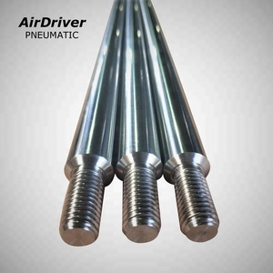 Hydraulic Piston Rod Heating Treated With Hard Chrome Plated