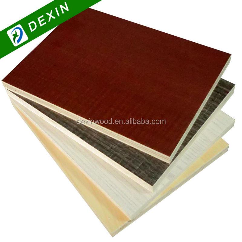 Furniture Grade Plywood ~ Furniture grade melamine laminated plywood for cabinets