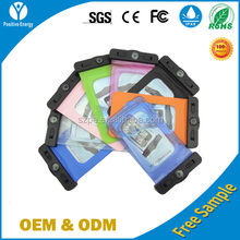 PVC waterproof cellphone cases
