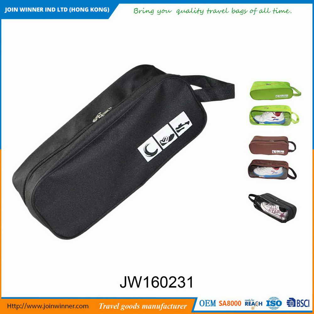 Custom Printed Shoe Bag China For Office