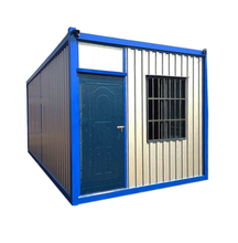 kinying brand low price customized mobile living prefabricated modular container house