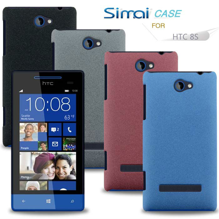 suitable for HTC Rio Windows Phone 8S or A620e Quicksand series New design mobile phone covers with PC hard