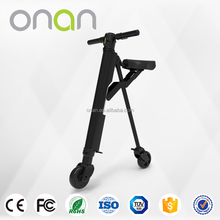 Mini folding personal self balancing big wheel electric scooter cyprus for work