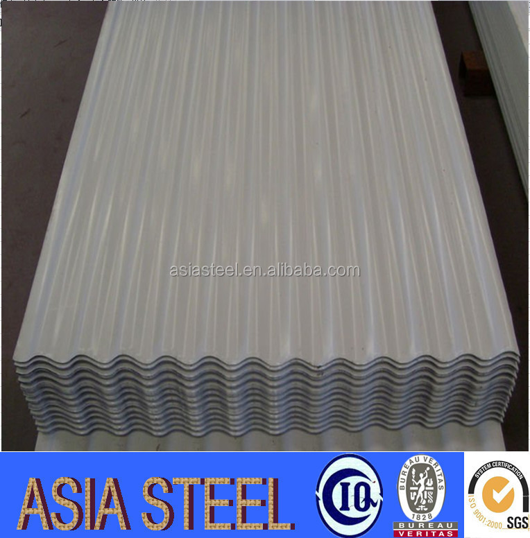 galvanized corrugated sheet price and roofing sheet sizes and cheap roofing materials
