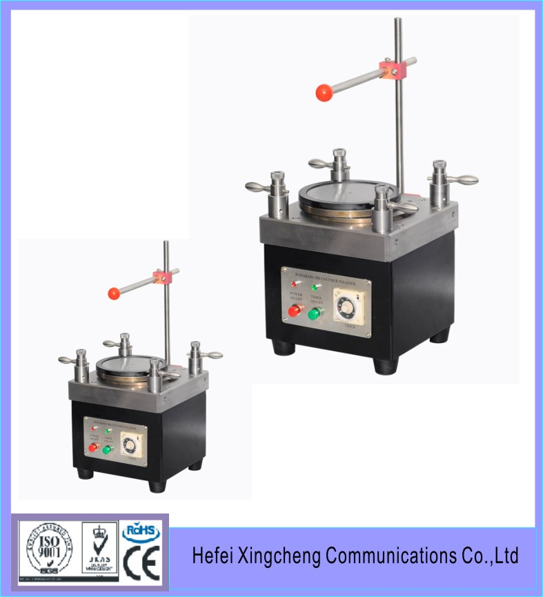 ftth solutions top quality high stability fiber optical polishing machine