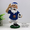 Hot Selling Resin Sports Gnome Football Gnome Football Garden Gnome - College