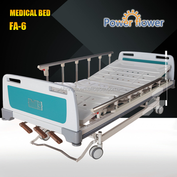 CE ISO approved hospital furniture hospital delivery bed manual hospital bed