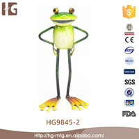 Special Metal Frog Figurine Gifts For