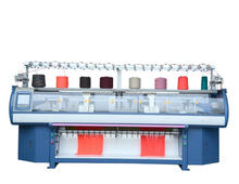 fully fashion similar to stoll flat knitting machine with jacquard