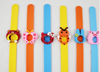 silicone slap watch bands