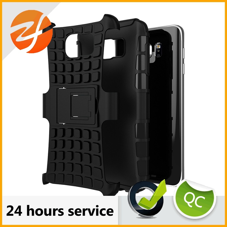 Armor Case Protective Shockproof Cell Covers for Samsung Galaxy Note 5 Hybrid Case