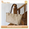 Eco-friendly washable kraft paper tote bag