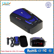 High Quality V7 Car Anti Radar Detector Car Detector Russian English Voice with LED Display Car Speed Detect Laser Radar