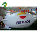 Commercial Advertising Promotion Inflatable Sky Helium Airship , Blimp Balloon For Sale