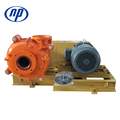 6 / 4 D - AH New Design Belt Cover and Base V-belt Drive Slurry Pump / bomba de mineracao