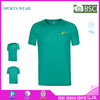 Coolmax Quick Dry T Shirt Men Breathable T-shirt Man's Slim Fit Running Sport T Shirt
