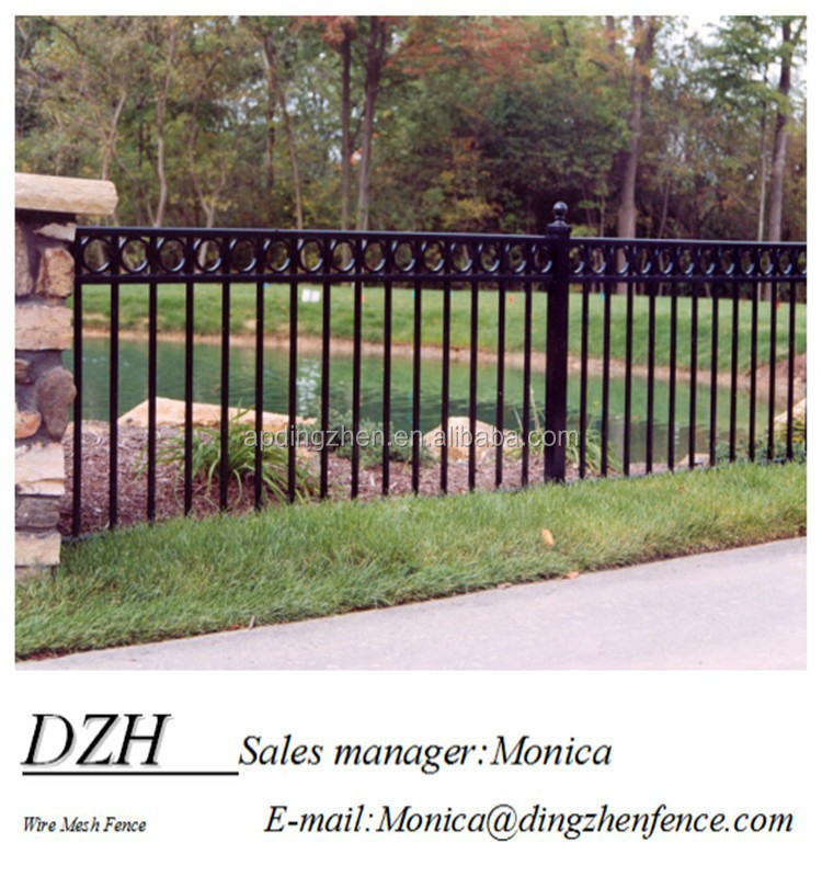 iron fence accessories buy ornamental custom iron fence designs
