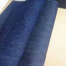 Cotton/polyester /spandex 10 stock denim wholesale fabric for making jeans
