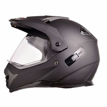 New design personalized DOT approved motorcycle dual sport helmets
