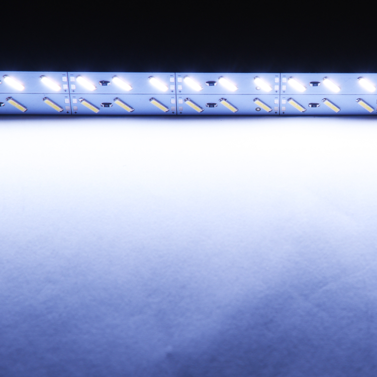 12V 72led high lumen hard strip led smd 8520 led strip