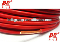 4mm2 electrical resistance heating wire for civil/building/electrical equipment offer ROHS