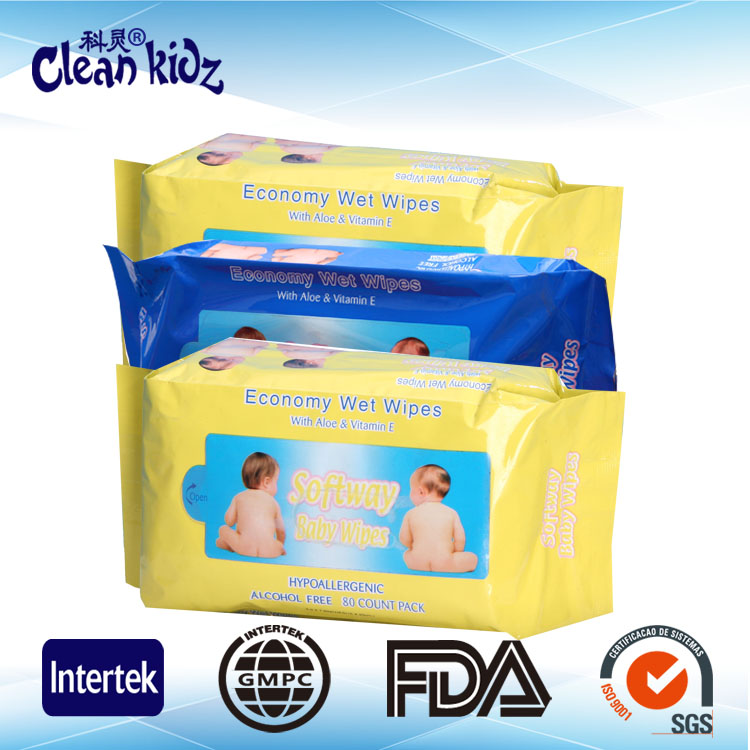 Alcohol Free Price Competitive wipes baby