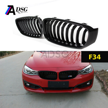 Front bumper grille for BMW GT F34 2012-2018