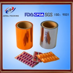 PVC Clear Rigid Foil for Medical Packing