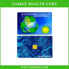 2015 Energy saver card power saver germany with 8000 ions