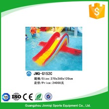 Cheap hot sale galvanized steel pipr swimming pool water park playground equipment