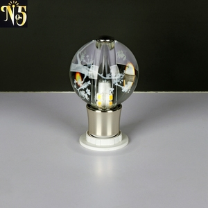 China manufacturer direct sale crystal light led bulb
