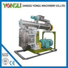 Sturdy construction Customized chicken and duck feed pellet mill Yongli