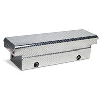 Complete Waterproof Silver Aluminum Panels Universal Truck Tool Box