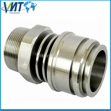 china suppliers stainless steel Pipe Fitting compression fittings Water Meter Coupling