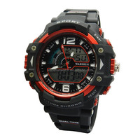 China manufacturer sports watches men wrist with certificate