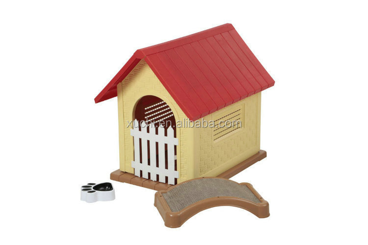 Indoor Cat Plastic House