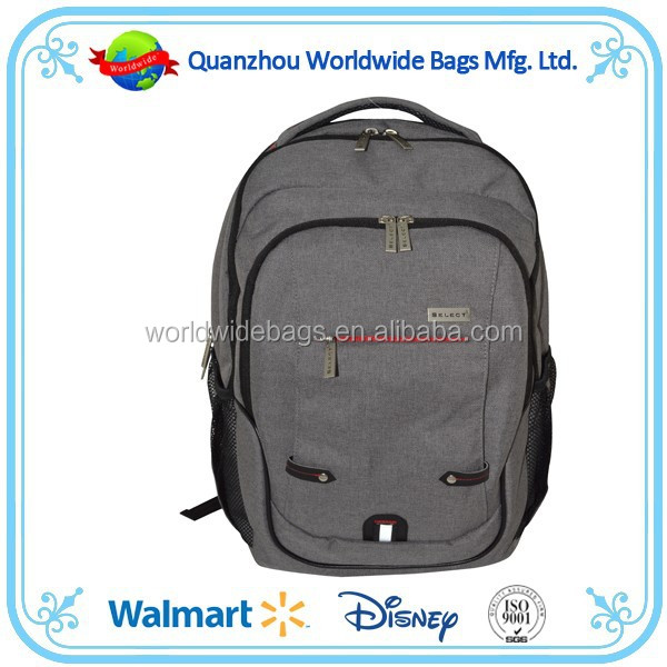 New style backpack with laptop compartment very portable young design
