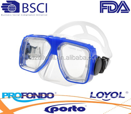 Ultra Seal Diving Masks