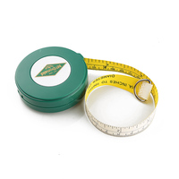 Plastic outside pipe diameter measuring tape for building measurement
