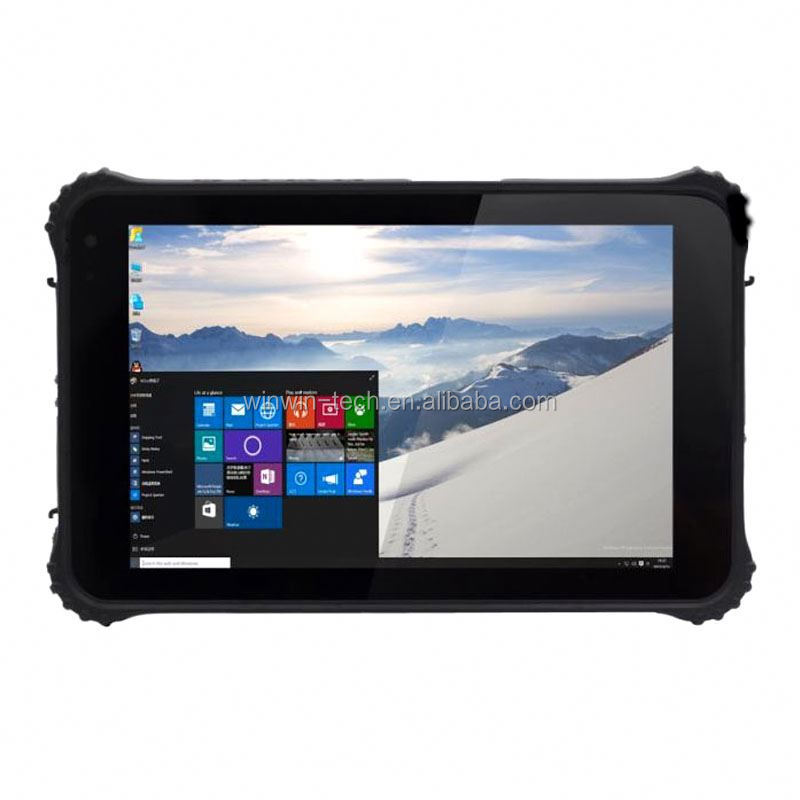 Intel Baytrail-T(Quad-core) android tablet with rfid reader
