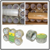 free samples high quality water based opp adhesive tape for packaging