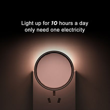 2017 New Night Lights for Kids with Safe ABS+PP Eye Caring LED