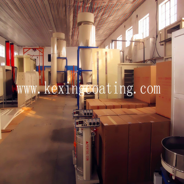 powder coating spray gun factory