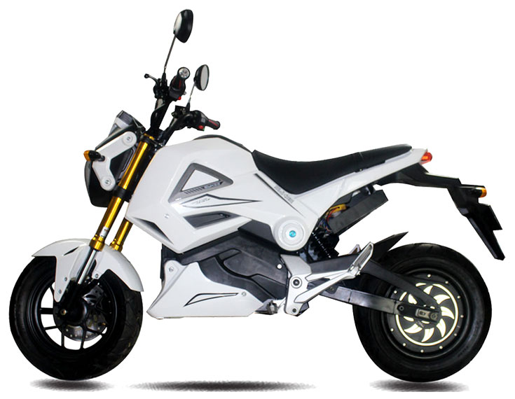 Folding Electric Motorcycles
