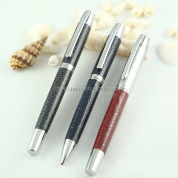 Good Quality Leather Custom Personalized Pen